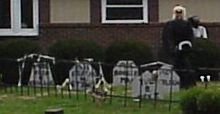 Easy Gravestones