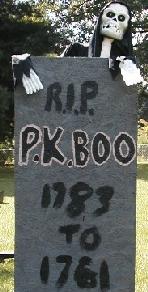 P. K. Boo