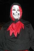 Skeleton devil