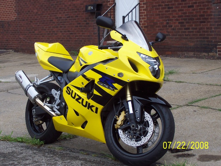 Amazing Motorcycle For Sale Craigslist #10: For Sale - Suzuki GSX-R 600 Motorcycle